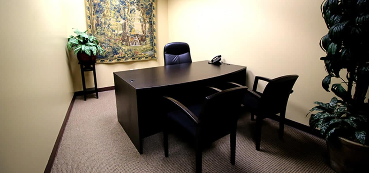 River Park Executive Suites | Furnished Office Rentals